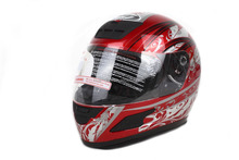 ABS material good quality full face helmet motorcross helmet with ece/dot