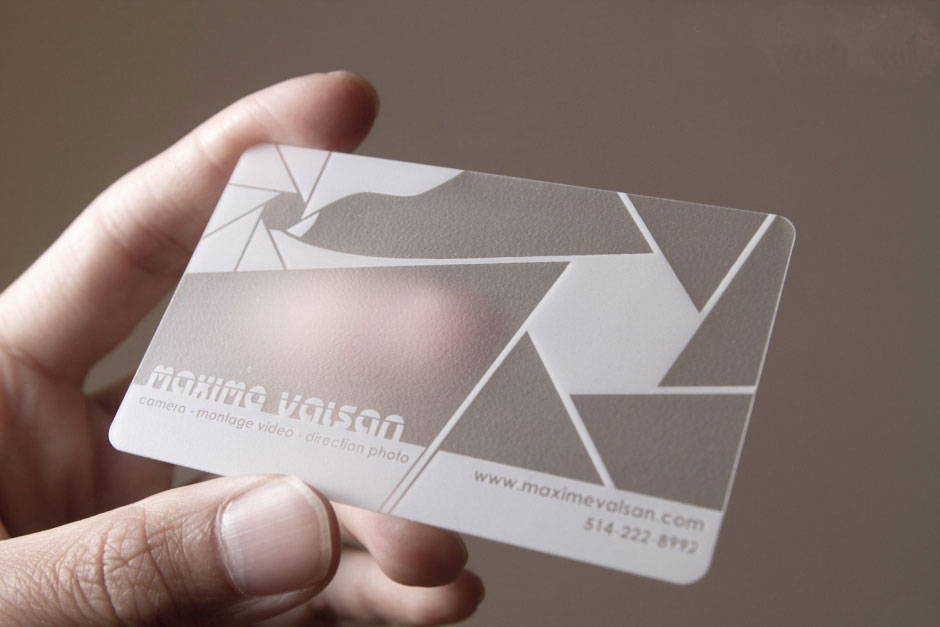 High quality customized design solid semi transparent plastic cards semi transparent cards colourmoves