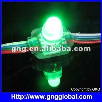 Diameter 12mm ws2811 full color rgb pixel led