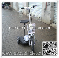 three wheel gas scooters