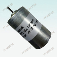 24w 24v Dc Power Window Motor