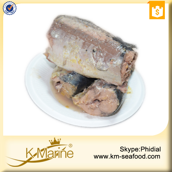 Best Canned Mackerel Brands in China Canned Seafood Market