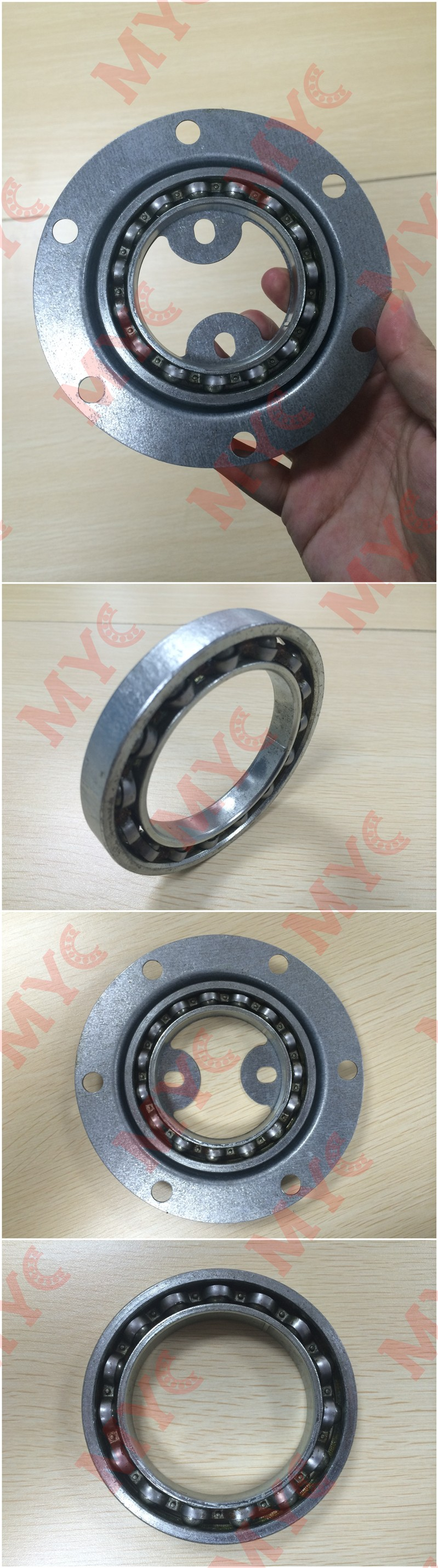 Alibaba Recomment Iron Bearing Zinc Plated For Rolling Door