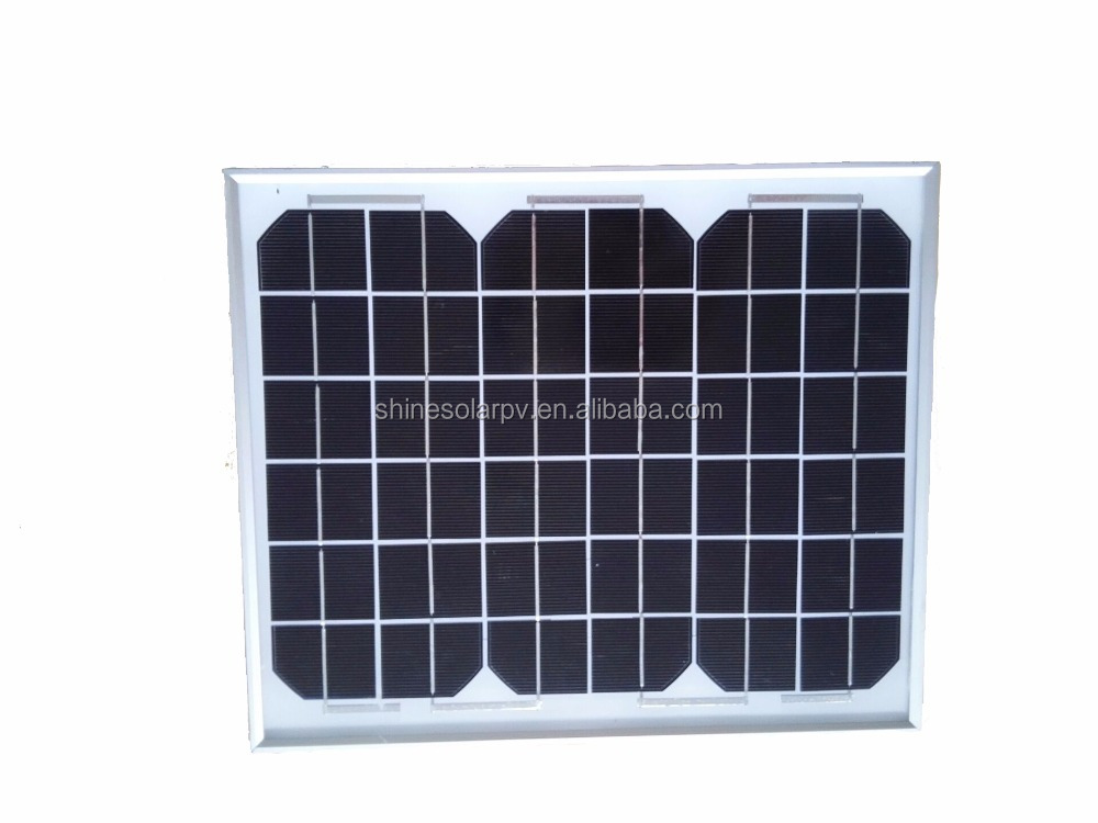Factory manufacturing solar power system home module best price per watt solar panel