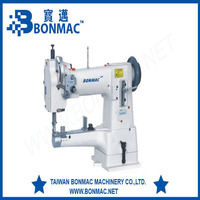 335 Cylinder Arm Industrial Sewing Machine With Big Rotary Hook