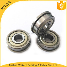 Pressed Steel Flange Bearing F629ZZ China Bearing Pulley Factory