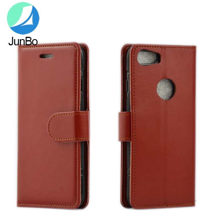 Junbo Hot Sales Colorful design PU leather flip cover case for iphone 7