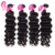 Remy Tangle Free Human Virgin Indian Natural Wave Wavy Hair Extensions Weft Cheap