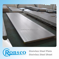 Hairline Finish Super Stainless Steel Sheet/Stainless Steel Plate