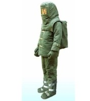 CE approved Fire proximity suit anti fire suit