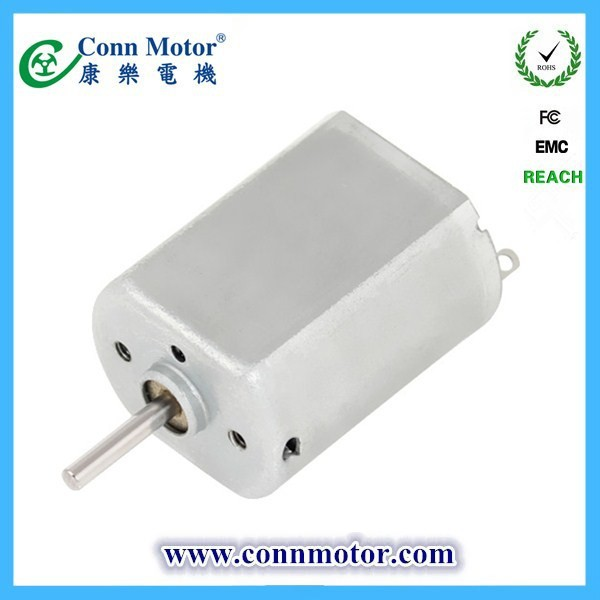 Micro Brushed DC Electric Toy Motor with Eccentric Vibrator FF130