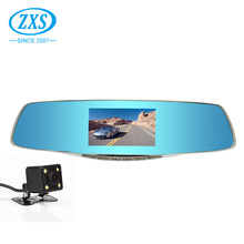 AAAAA Factory 1080P Car Rearview Mirror Camera Dvr With Av-In For Backup Camera