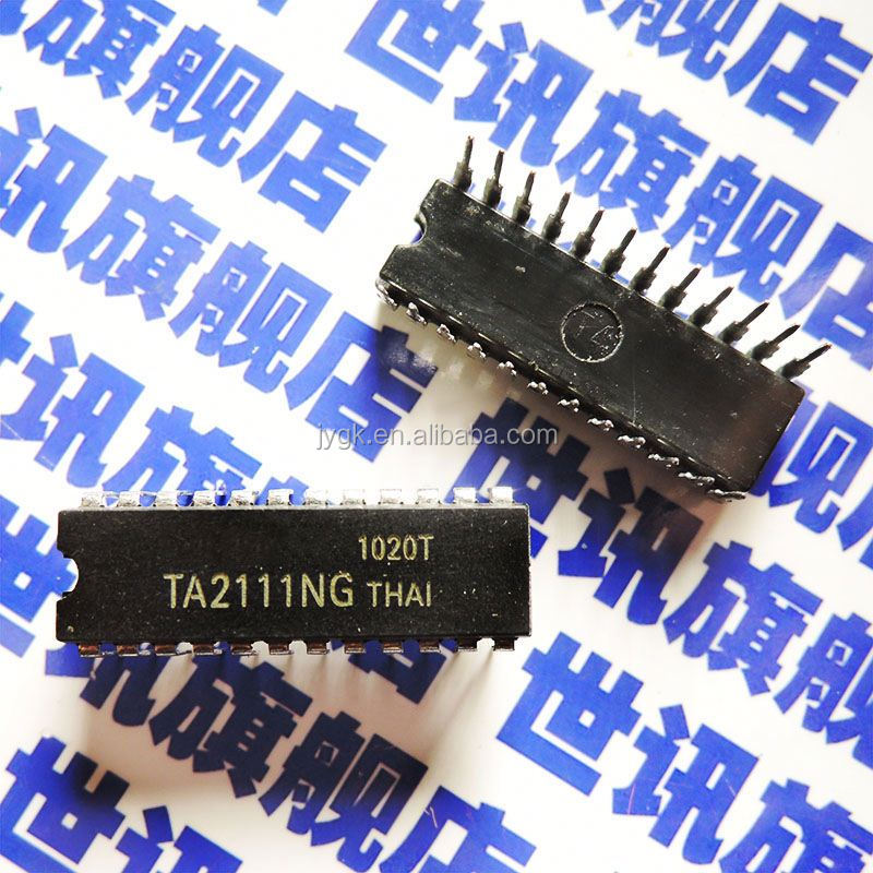 TA2111N TA2111NG DIP-24 AM / FM tuner chips imported original