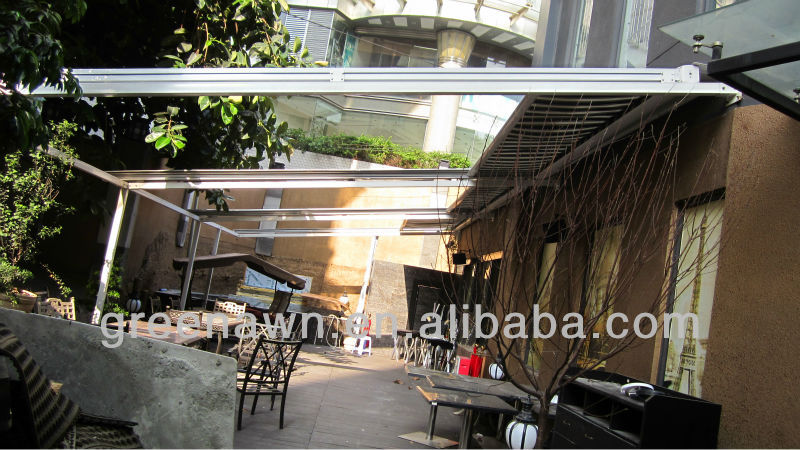 Premium dak serre zonwering pergola luifel luifels product id 618364775 - Dak van pergola ...