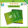 New brand high capacity reasonable price battery for samsung galaxy i9300