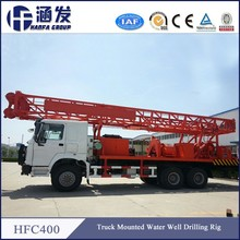 Best after sale service!HFC-400 truck mounted water well drill equipment