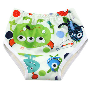 Bamboo Training Pants for Baby Reusable Good Quality Training Pants