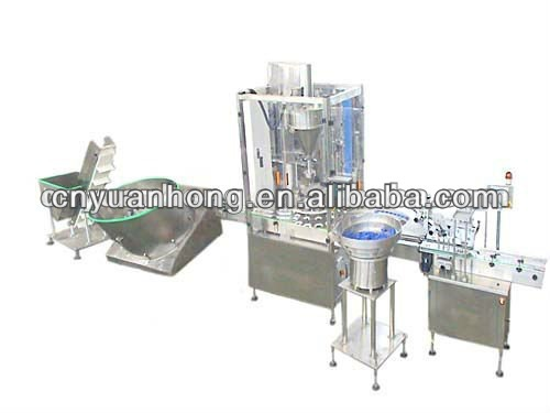 Saline Bottle Packaging Machine