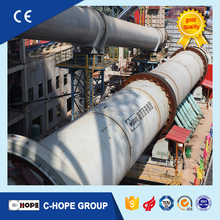 building materials , cement industry used rotary kiln