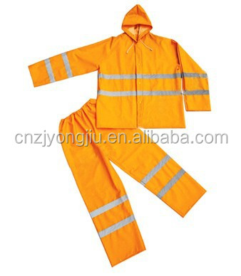 motorcycle safety rain suit