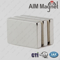 Super Strong Block Cuboid neodymium Magnets 10 x 6 x 4 mm