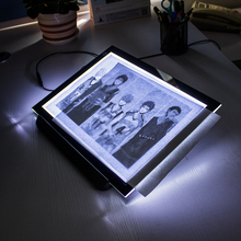 Newlight a3 tracing light box/led tracing light pad tracer usb power cable dimmable