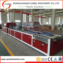 High Quality WPC PVC Hollow Door Panel Production Machine/WPC Profile Extruding Line