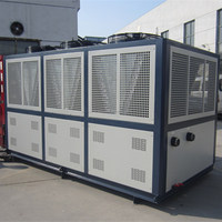 AC-400AS screw air cooled chillers for industry