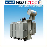 300 kVA Distribution Transformer