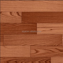 Indoor usage pvc vinyl flooring wood mosaic pattern vinyl flooring