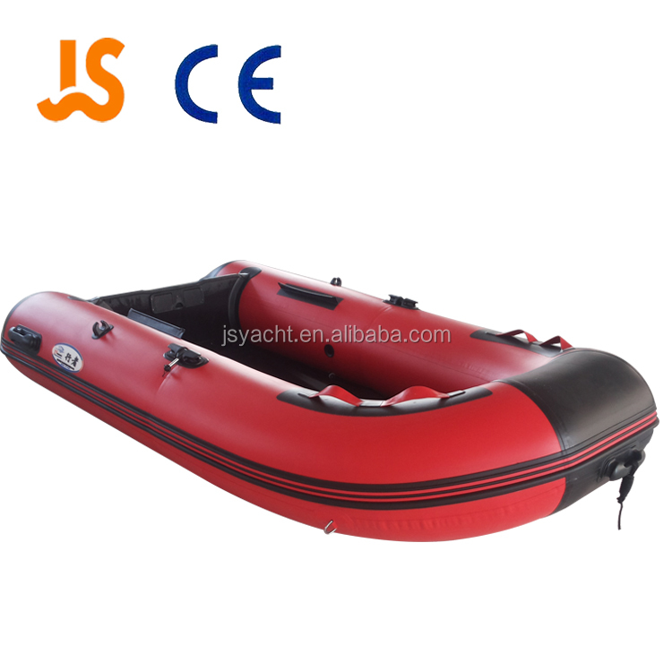 2.7m CE approved PVC slatted floor inflatable boat