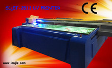 SLJET 2513 inkjet uv printer with embossing effect