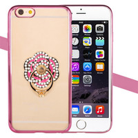 New products 2016 innovative product electroplating soft tpu mobile phone cover case for iphone