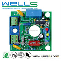 China Contract Manufacturer with one stop PCB&PCBA Assembly