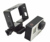 Gopros Frame with Button for Heros 4/3+/3,with Assorted Mounting Hardware