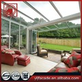 Multiple customized various styles commercial glass houses sunrooms