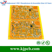 High quality low cost PCB with wide range soldermask color