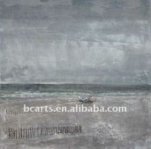 BCN11-0197 Hot Selling 2015 abstract seascape painting