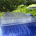 Grade A polycarbonate hollow pc sheet from chiancess manufacturer
