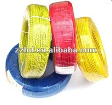Cloth Insulated Wire Electrical Wire PVC Cover