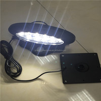 LED high Lumen motion sencer up and down solar wall light