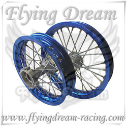 dirt bike and pit bike parts wheels and tyres front 14 rear 12