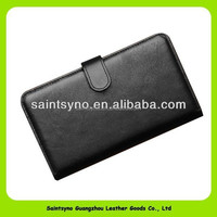 13103 Wallet leather case for samsung galaxy note 2 (N7100)