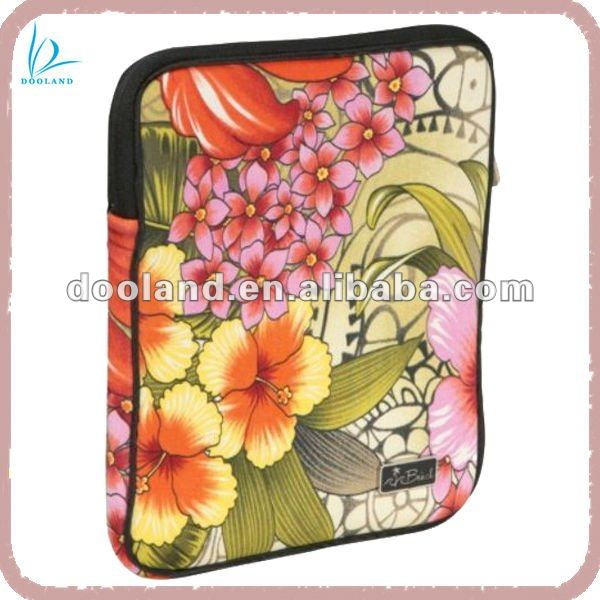 Wholesale waterproof neoprene sleeve for ipad mini