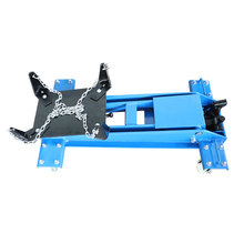hoist lift portable 1ton low position transmission jack