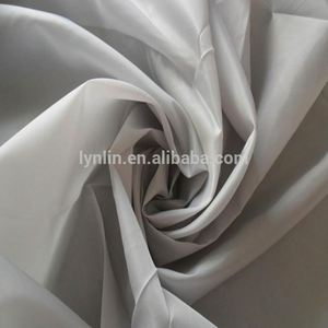 63D Hot Sale Soft Shell Polyester 190T Taffeta Lining Fabric