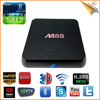 2016 factory wholesale M8S S812 kodi 15.2 dual band wifi 2G+8G best andorid tv box with bluetooth fashion hd player