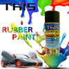 Wholesale clear plastic coating spray, clear rubber coating spray