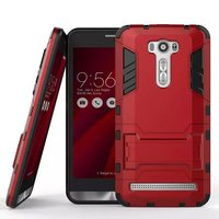 Hybrid Armor Case with Stand Tough Mobile Phone cases Cover Dual Layer TPU Shockproof case For ASUS ZE601KL Fundas Coque