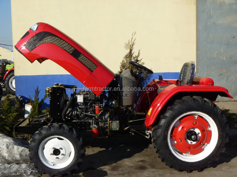 best price foton 254 tractor in china